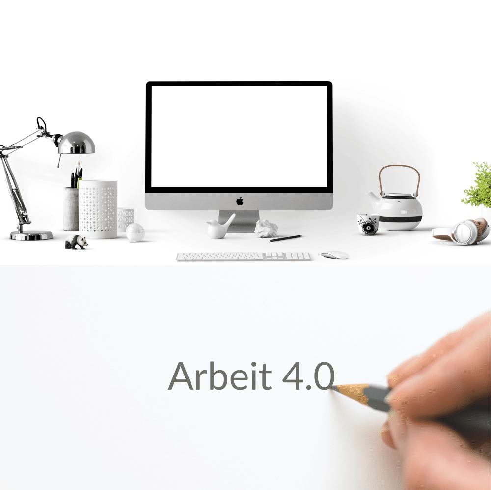 New Work / Arbeit 4.0