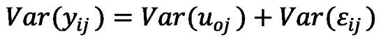 MAB Varianzkomponenten